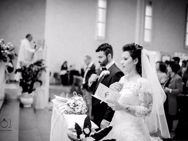 Il matrimonio di Matteo e Cinzia a Pesaro, Pesaro - Urbino 34