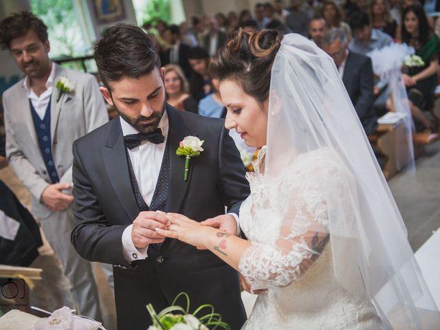 Il matrimonio di Matteo e Cinzia a Pesaro, Pesaro - Urbino 37