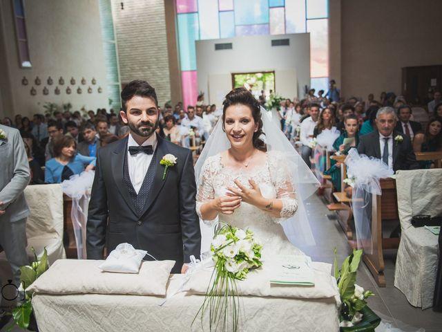 Il matrimonio di Matteo e Cinzia a Pesaro, Pesaro - Urbino 40