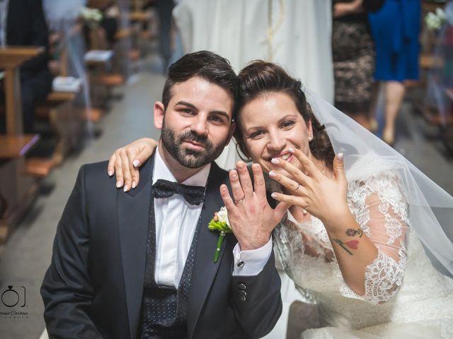 Il matrimonio di Matteo e Cinzia a Pesaro, Pesaro - Urbino 44