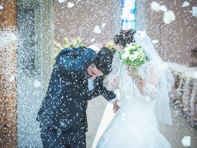 Il matrimonio di Matteo e Cinzia a Pesaro, Pesaro - Urbino 48