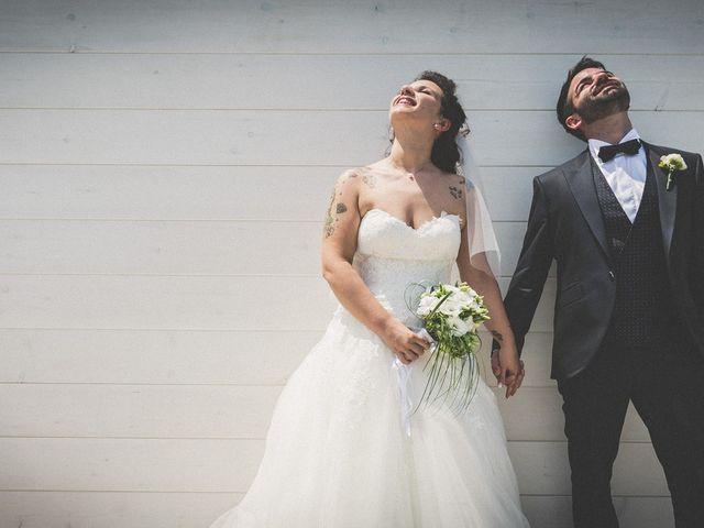 Il matrimonio di Matteo e Cinzia a Pesaro, Pesaro - Urbino 55