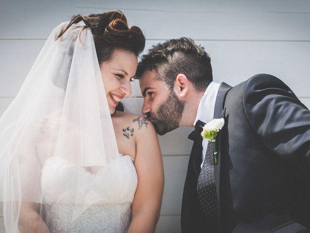 Il matrimonio di Matteo e Cinzia a Pesaro, Pesaro - Urbino 56