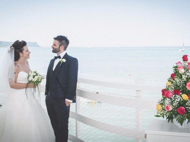 Il matrimonio di Matteo e Cinzia a Pesaro, Pesaro - Urbino 57