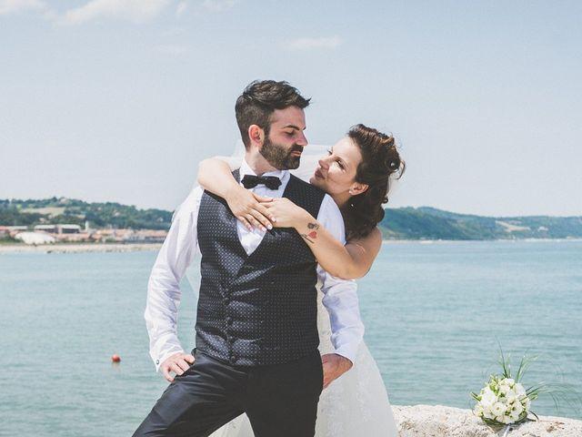 Il matrimonio di Matteo e Cinzia a Pesaro, Pesaro - Urbino 60