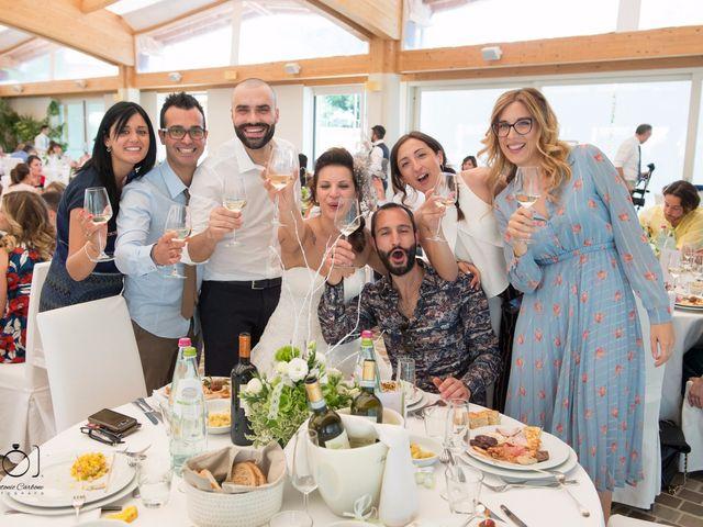 Il matrimonio di Matteo e Cinzia a Pesaro, Pesaro - Urbino 79