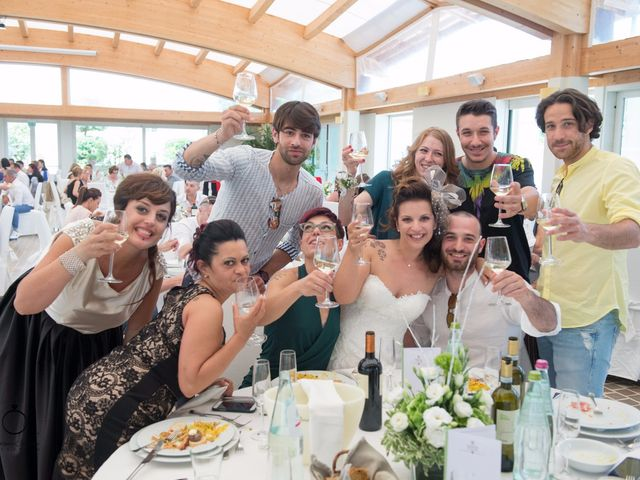 Il matrimonio di Matteo e Cinzia a Pesaro, Pesaro - Urbino 80