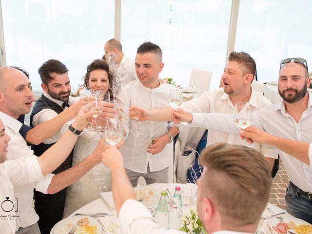 Il matrimonio di Matteo e Cinzia a Pesaro, Pesaro - Urbino 81