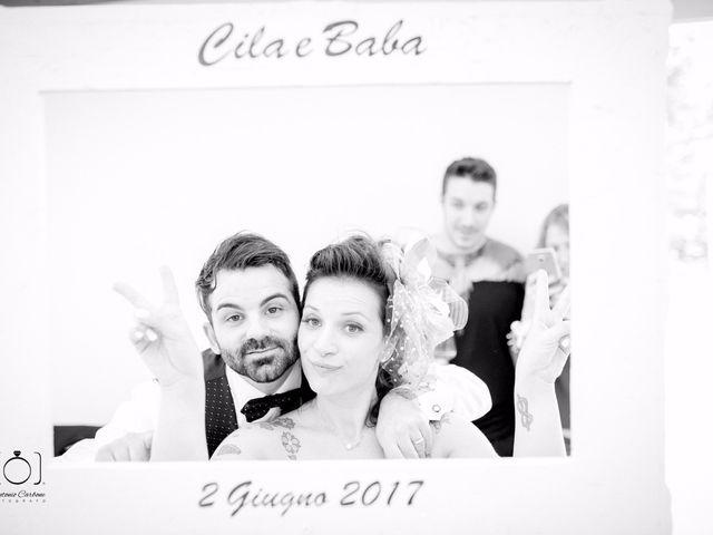 Il matrimonio di Matteo e Cinzia a Pesaro, Pesaro - Urbino 86