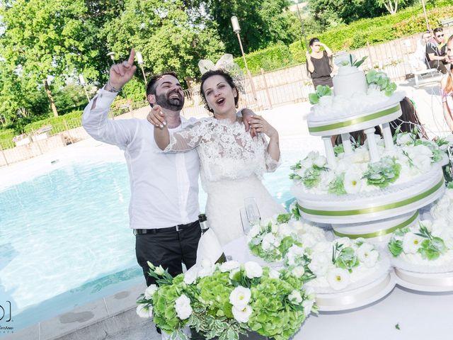 Il matrimonio di Matteo e Cinzia a Pesaro, Pesaro - Urbino 92