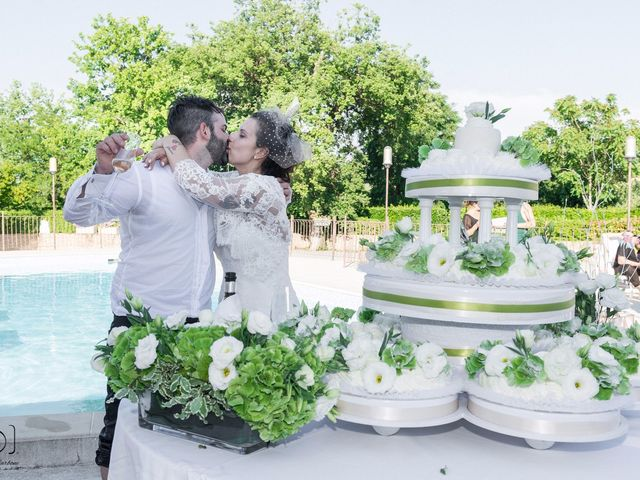 Il matrimonio di Matteo e Cinzia a Pesaro, Pesaro - Urbino 93
