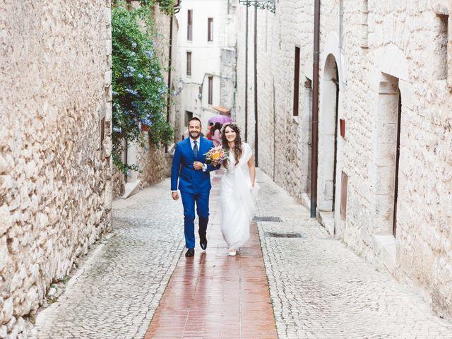 Il matrimonio di Andrea e Elisa a Veroli, Frosinone 16