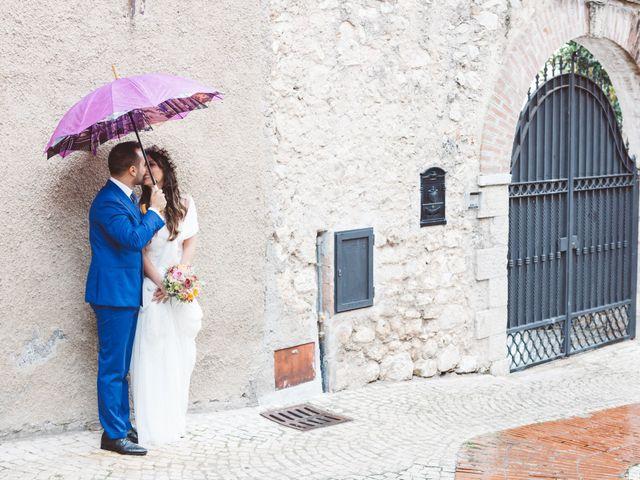 Il matrimonio di Andrea e Elisa a Veroli, Frosinone 18