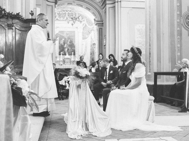 Il matrimonio di Andrea e Elisa a Veroli, Frosinone 19
