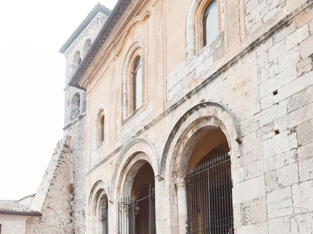 Il matrimonio di Andrea e Elisa a Veroli, Frosinone 20