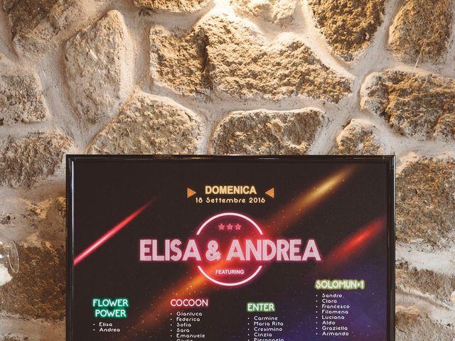 Il matrimonio di Andrea e Elisa a Veroli, Frosinone 23