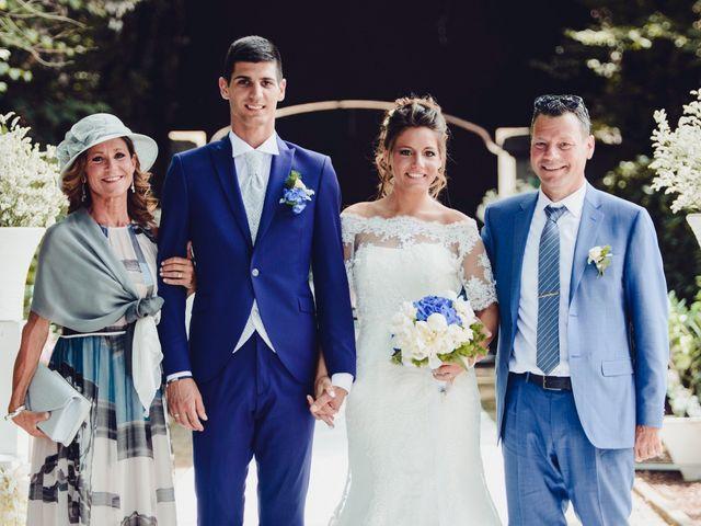 Il matrimonio di Simone e Sandy a Rosà, Vicenza 9