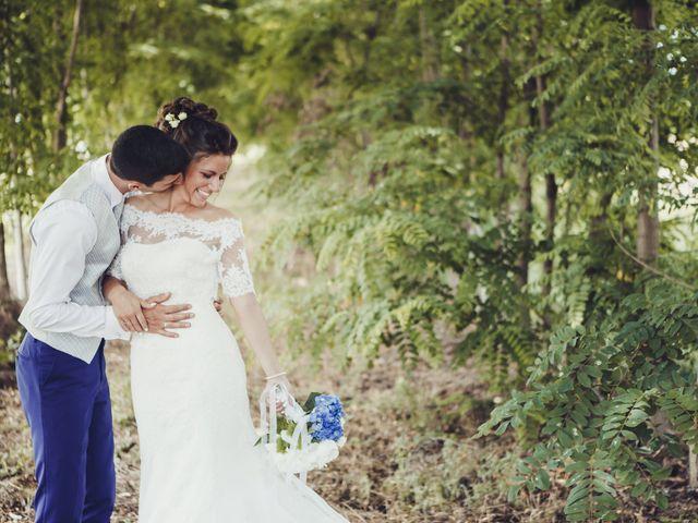 Il matrimonio di Simone e Sandy a Rosà, Vicenza 1