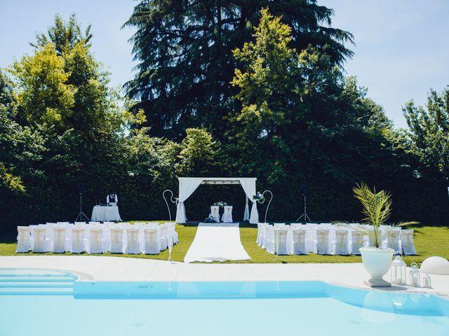 Il matrimonio di Simone e Sandy a Rosà, Vicenza 7
