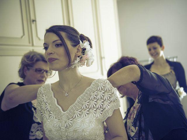 Il matrimonio di Matteo e Valeria a Fontevivo, Parma 19