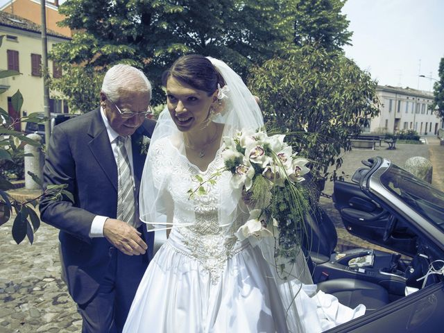 Il matrimonio di Matteo e Valeria a Fontevivo, Parma 31
