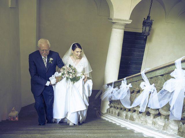 Il matrimonio di Matteo e Valeria a Fontevivo, Parma 32