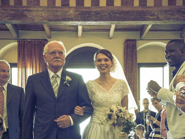 Il matrimonio di Matteo e Valeria a Fontevivo, Parma 34
