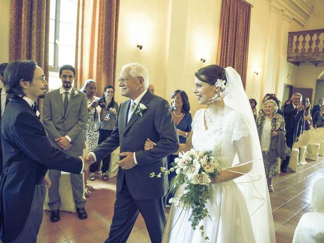 Il matrimonio di Matteo e Valeria a Fontevivo, Parma 35