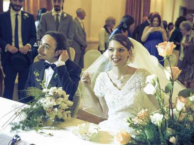 Il matrimonio di Matteo e Valeria a Fontevivo, Parma 36