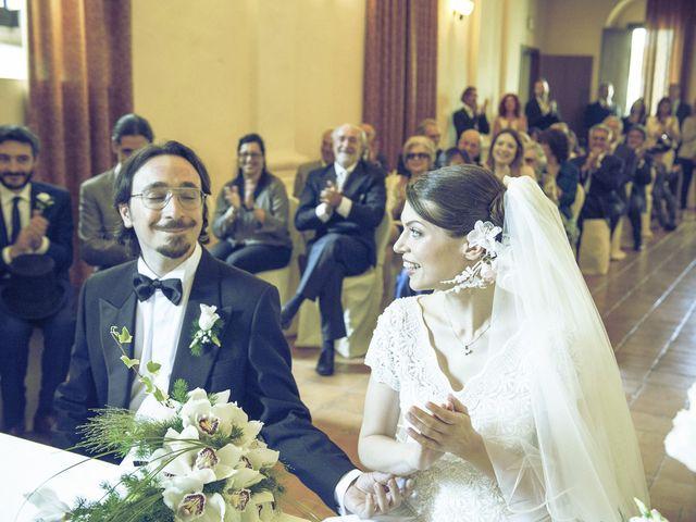 Il matrimonio di Matteo e Valeria a Fontevivo, Parma 39