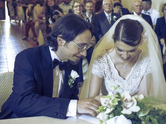 Il matrimonio di Matteo e Valeria a Fontevivo, Parma 43