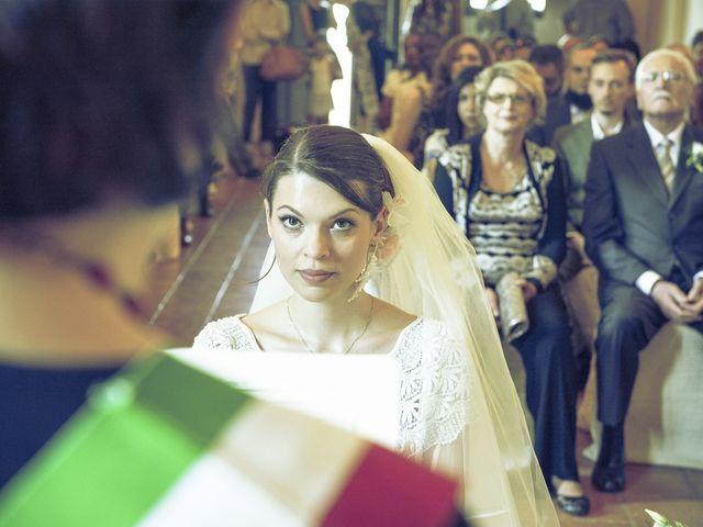 Il matrimonio di Matteo e Valeria a Fontevivo, Parma 45