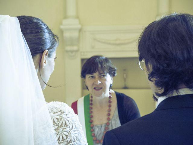 Il matrimonio di Matteo e Valeria a Fontevivo, Parma 47