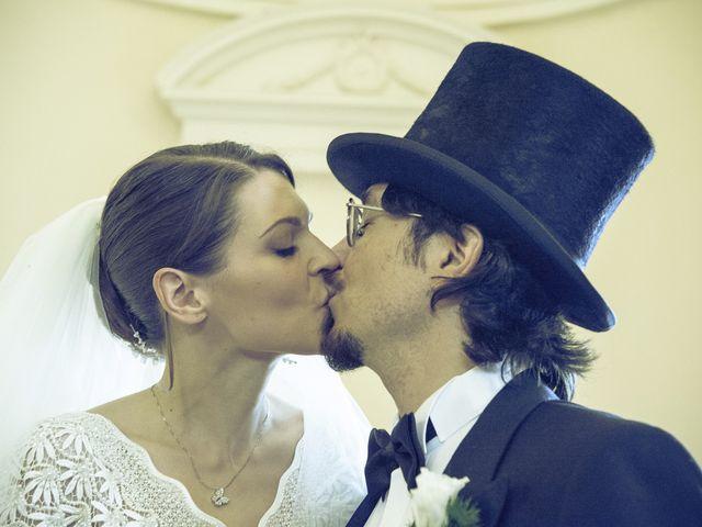 Il matrimonio di Matteo e Valeria a Fontevivo, Parma 48