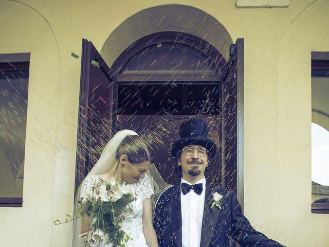 Il matrimonio di Matteo e Valeria a Fontevivo, Parma 49