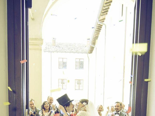 Il matrimonio di Matteo e Valeria a Fontevivo, Parma 50