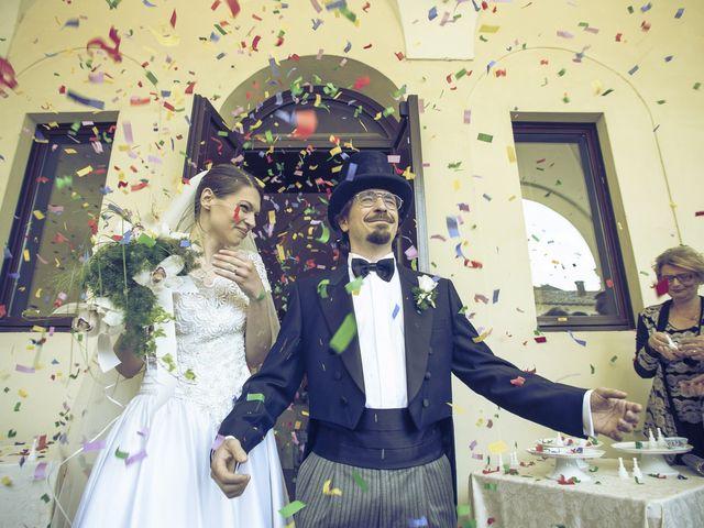 Il matrimonio di Matteo e Valeria a Fontevivo, Parma 51