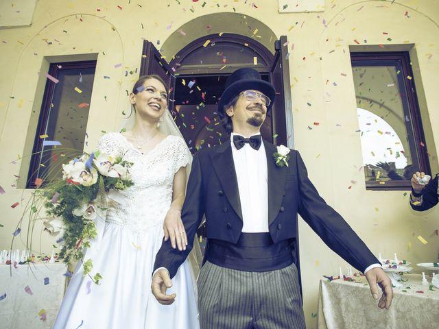 Il matrimonio di Matteo e Valeria a Fontevivo, Parma 52