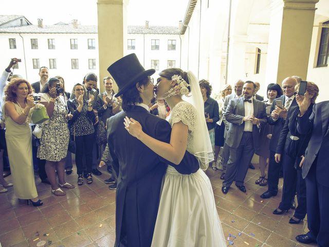 Il matrimonio di Matteo e Valeria a Fontevivo, Parma 53