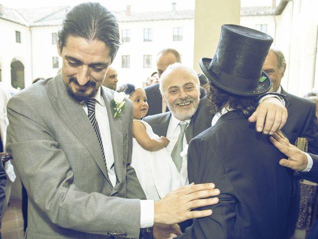 Il matrimonio di Matteo e Valeria a Fontevivo, Parma 54