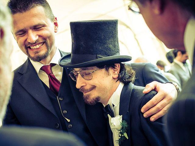 Il matrimonio di Matteo e Valeria a Fontevivo, Parma 57