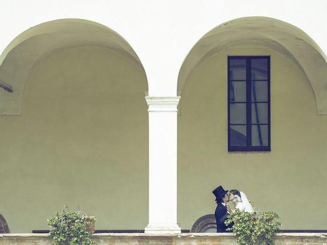 Il matrimonio di Matteo e Valeria a Fontevivo, Parma 61