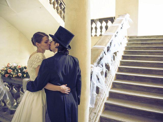 Il matrimonio di Matteo e Valeria a Fontevivo, Parma 68