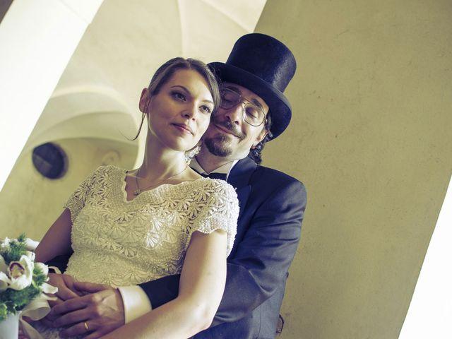 Il matrimonio di Matteo e Valeria a Fontevivo, Parma 71