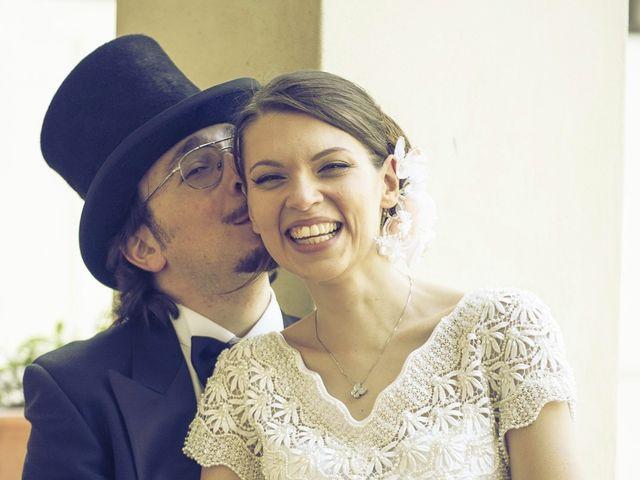 Il matrimonio di Matteo e Valeria a Fontevivo, Parma 74