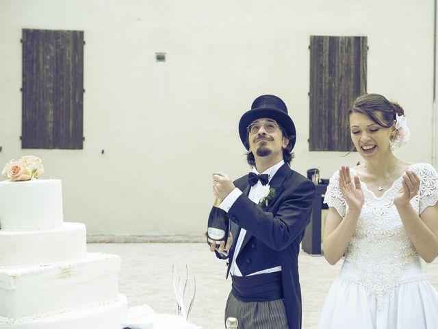Il matrimonio di Matteo e Valeria a Fontevivo, Parma 85