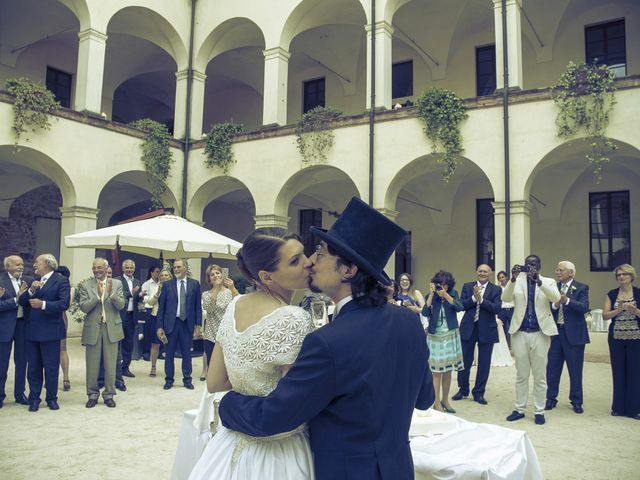 Il matrimonio di Matteo e Valeria a Fontevivo, Parma 86