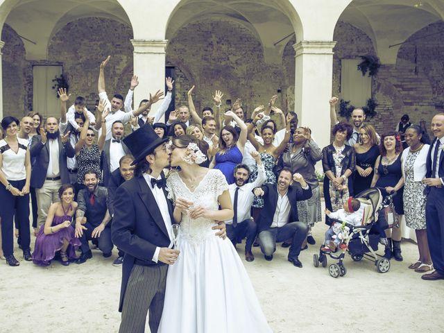 Il matrimonio di Matteo e Valeria a Fontevivo, Parma 88