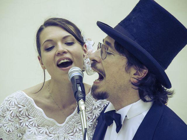 Il matrimonio di Matteo e Valeria a Fontevivo, Parma 93