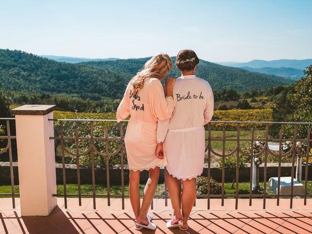 Il matrimonio di Michael e Francesca a Arezzo, Arezzo 23